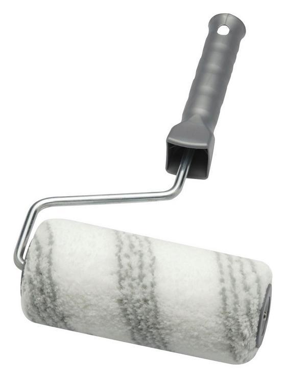 Farbrollerset 18cm - KONVENTIONELL, Kunststoff/Textil (33cm) - Gebol