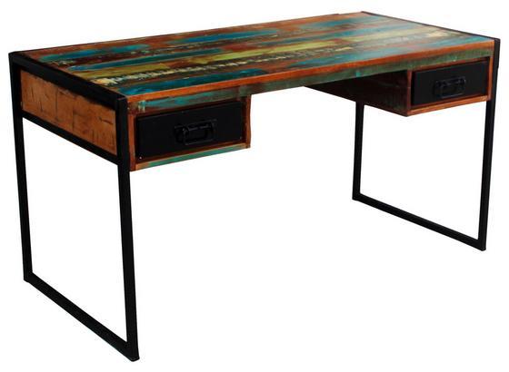 Schreibtisch Faro B 145 Cm Recyclingholz