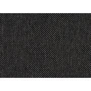 Boxspringbett mit Topper 180x200cm Victoria, Anthrazit - Anthrazit/Silberfarben, Design, Holzwerkstoff/Textil (180/200cm) - Ti`me