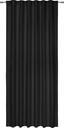 Zatemňovací Závěs Riccardo - černá, Moderní, textil (140/245cm) - Premium Living