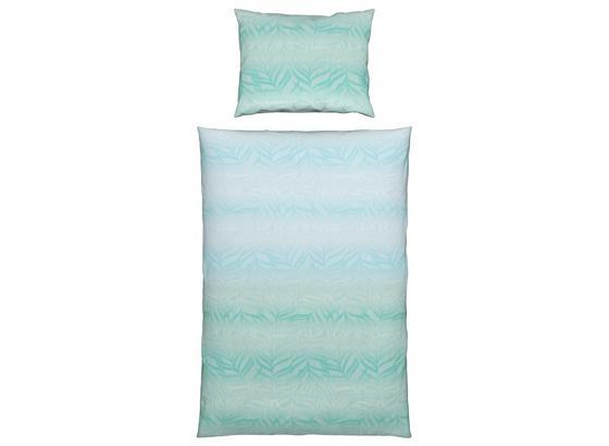 Bettwäsche Violetta - Blau, MODERN, Textil - Luca Bessoni