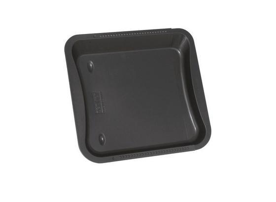 Sütőlemez 6538 - Fekete, konvencionális, Fém (34,5 bis 5/33/3cm)