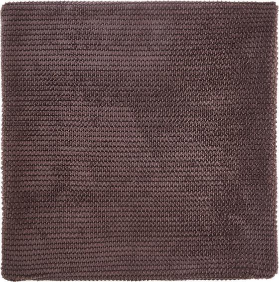 Povlak Na Polštář Maxima - hnědá, Konvenční, textil (50/50cm) - MÖMAX modern living