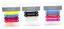 Haarband Spiral - Pink/Transparent, Kunststoff (2cm)