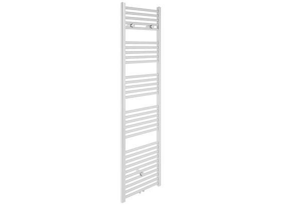 Badheizkörper Bari Gerade, 600x1785mm - Weiß, Metall (60/178,5/12cm)