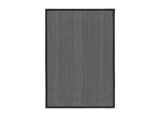 Hladko Tkaný Koberec Rostock 2 - sivá, Basics, textil (130/190cm) - Mömax modern living