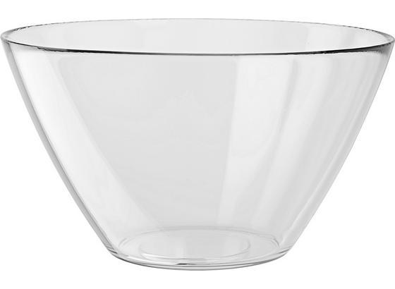 Miska Basic - čiré, sklo (26/14,5/26cm) - Mömax modern living