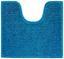 WC-Vorleger Anke - Petrol, MODERN, Textil (45/50cm) - Luca Bessoni