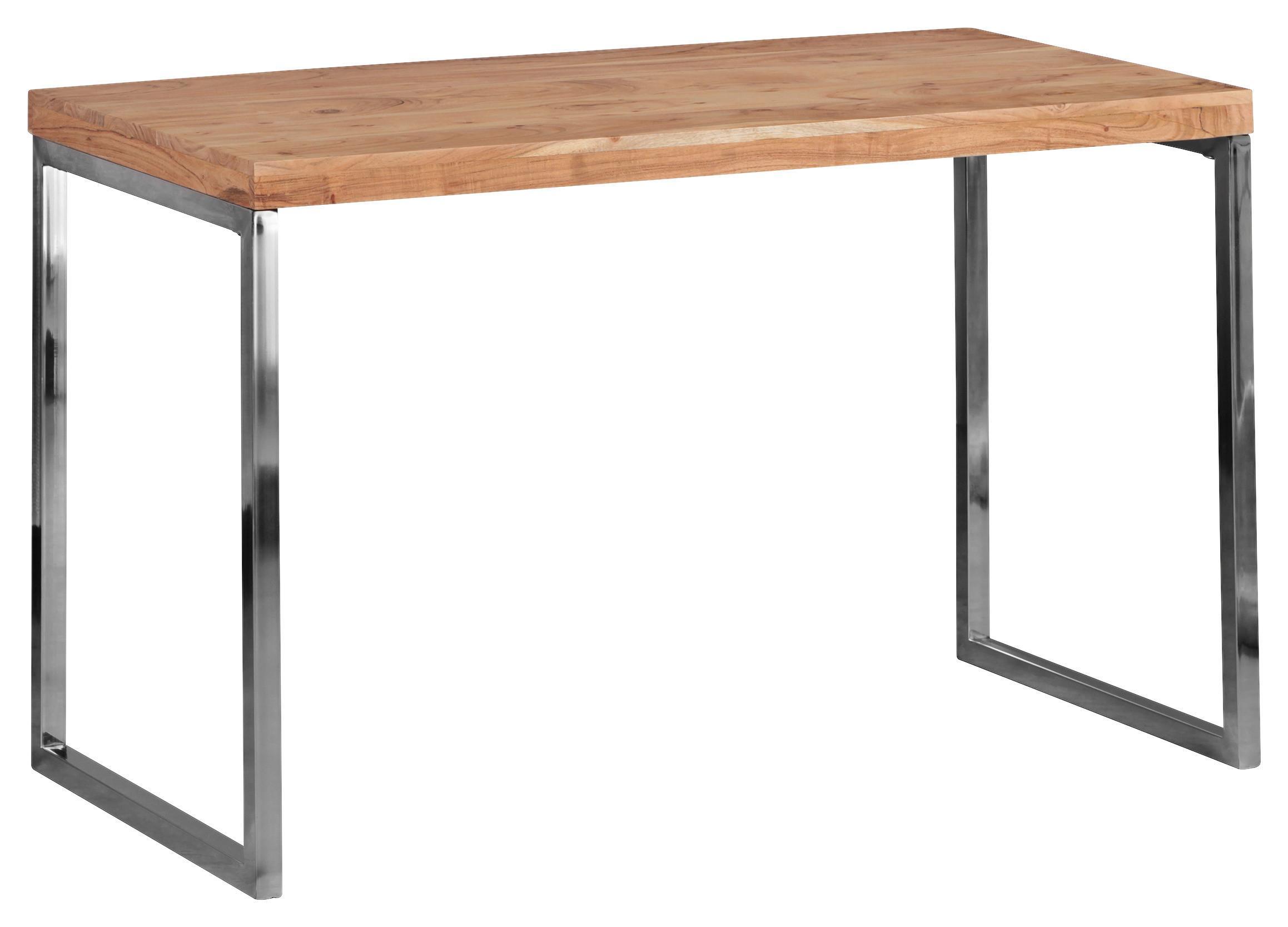 Levně Psací Stůl Ze Dřeva Akácie Guna