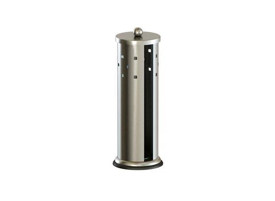Držiak Na Toaletný Papier Trentino 3 B991772 - strieborná, Konvenčný, kov (18/36cm)