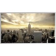 Infrarot-Heizpaneel 720W City - Weiß, Basics, Metall (119,5/59,5/1,6cm)