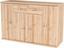 Kommode Karin - Buchefarben, MODERN, Holzwerkstoff (140/80/35cm)