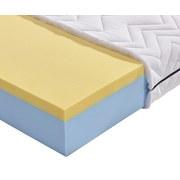 Matrace Z Komfortní Pěny Visco Royal H3 - bílá, textilie (80/200cm) - Primatex
