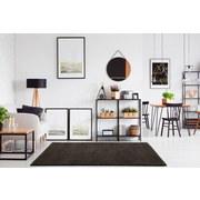 Hochflorteppich Soft, 160/230 - Graphitfarben, MODERN, Textil (160/230cm)