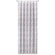 Kombivorhang Rosi - Grau, ROMANTIK / LANDHAUS, Textil (140/255cm) - James Wood