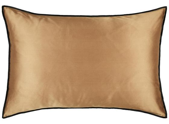 Zierkissen Malta - Goldfarben, ROMANTIK / LANDHAUS, Textil (40/60cm) - James Wood