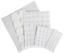 Filzgleiter 131  teilig - Weiß, KONVENTIONELL, Kunststoff