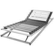 Lattenrost Comfort Line -Body Star- -Pv- - Anthrazit/Schwarz, Basics, Holz/Kunststoff (80/200cm) - BODY STAR comfort