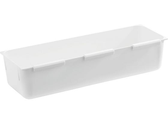 Príborník Wanda - biela, plast (7,5/22,5cm) - Mömax modern living