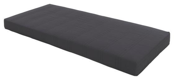 Bonellfederkernmatratze Kim 90x200 - Schwarz, MODERN, Textil (90/200cm)