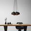 Závesná Lampa Elvis -top- - čierna, Štýlový, kov (45/45/113cm) - Mömax modern living