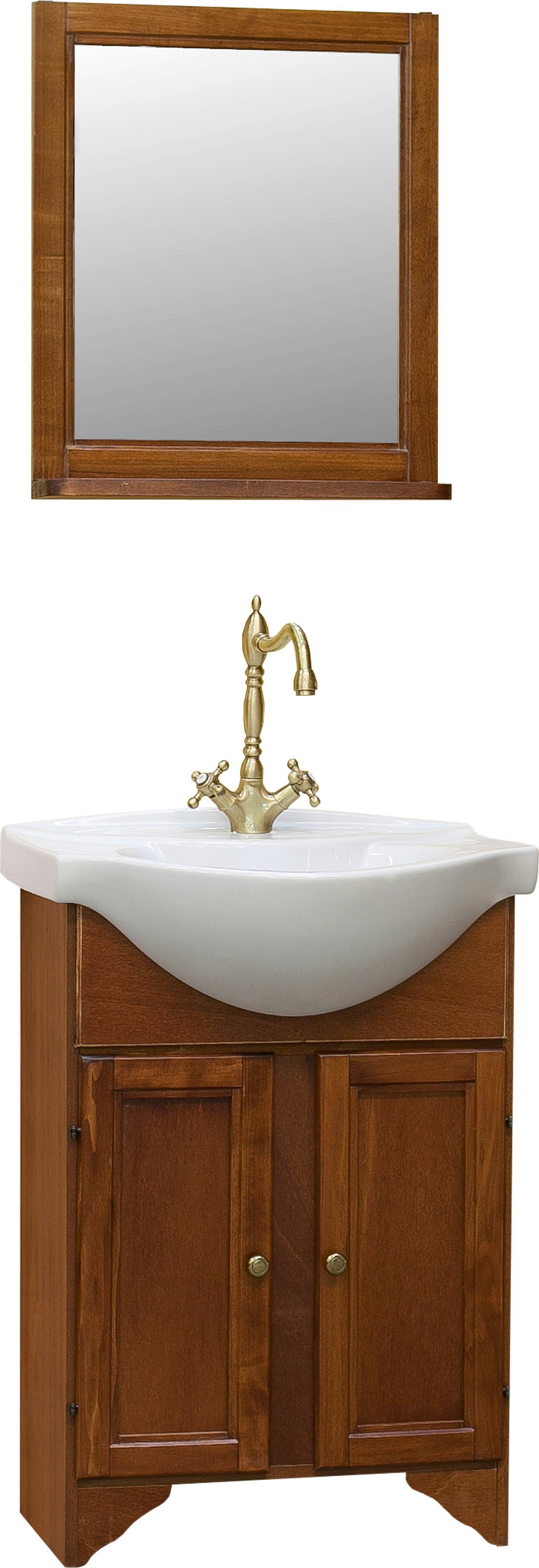 Fürdőszoba Blokk Larisa - romantikus/Landhaus (57/143/46cm)