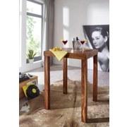 Bartisch Mumbai B: ca. 80 cm - Sheeshamfarben, MODERN, Holz (80/80/110cm) - MID.YOU
