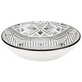Schale Zen ca. 14/3,2cm - KONVENTIONELL, Keramik (14/3,2cm)