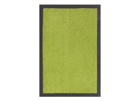 Rohožka Eton - zelená, Štýlový, textil (80/120cm) - Mömax modern living