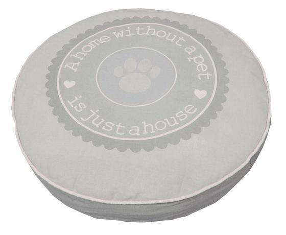 Polštář Pro Zvířátko Patty - světle šedá, textil (60/8cm) - MÖMAX modern living