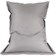 Sitzsack B52 Silber - Silberfarben, MODERN, Textil (100/30/140cm) - Ombra