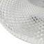 Led Stropní Svítidlo Cassandra - čiré, Moderní, umělá hmota (48cm) - Premium Living