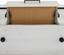 Komoda Sideboard Provence - číra/biela, Romantický / Vidiecky, kompozitné drevo (153,9/82,3/42cm) - James Wood