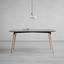 Jedálenský Stôl Anuk - čierna, Moderný, drevo (160/90/75cm) - Modern Living