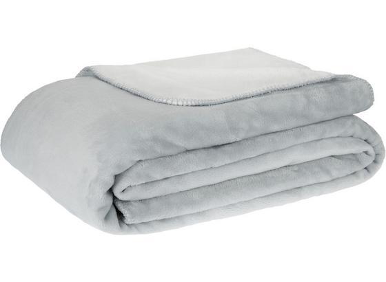 Mäkká Deka Xxl Like Obojstranná - sivá/biela, Romantický / Vidiecky, textil (220/240cm) - Mömax modern living