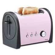 Toaster Retro Line - Rosa, MODERN, Metall (27,5/17,5/19,5cm)
