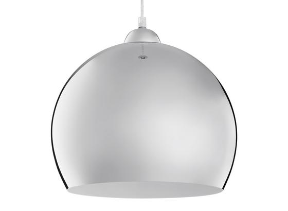 Závěsné Svítidlo Konrad - barvy chromu, Moderní, kov/umělá hmota (30/150cm) - Mömax modern living