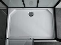 Duschkabine 120x80