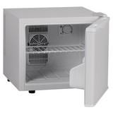 Minikühlschrank Sph8.001 Weiß - Weiß, Basics, Metall (39/34/42cm) - Livetastic