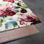 Tkaný Koberec Flower 1 - viacfarebná, Romantický / Vidiecky, textil (80/150cm) - Mömax modern living