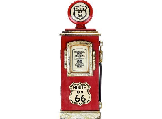 Skříňka Na Klíče Route 66 - červená, Lifestyle, kompozitní dřevo (17/48/8cm) - Mömax modern living