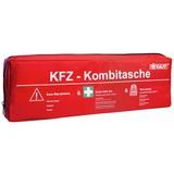 Kfz Kombitasche Standard Trio - Rot, Kunststoff (44/6/13,5cm)