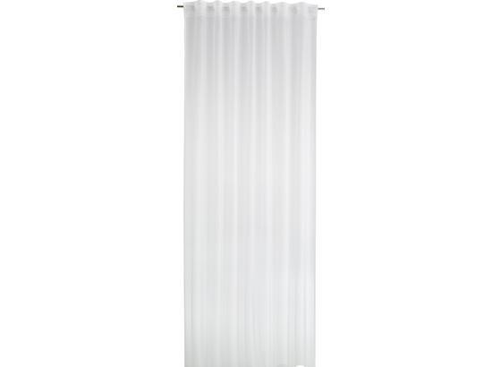 Záves Rita - biela, textil (140/245cm) - Mömax modern living