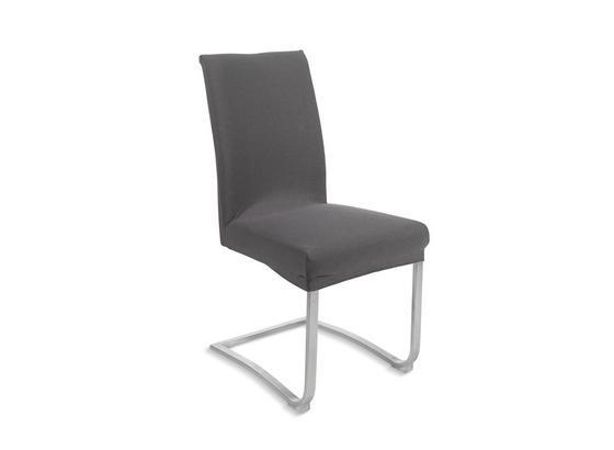 Přehoz Na Židli Dominik -ext- - antracitová, textil (48/64/48cm) - Mömax modern living