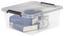 Box mit Deckel Beppo II ca. 18 L - Klar, KONVENTIONELL, Kunststoff (39/39/16.5cm) - Plast 1