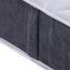 Taschenfederkern Matratze 80x200cm H2/H3 - Weiß, Textil (80/200cm) - Primatex