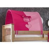 Tunnelset 2er Pink/ Rosa - Pink/Rosa, Design, Textil