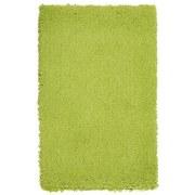 Hochflorteppich Dodo - Grün, KONVENTIONELL, Textil (60/90cm) - LUCA BESSONI
