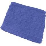 Waschhandschuh Lilly - Blau, KONVENTIONELL, Textil (16/21cm)