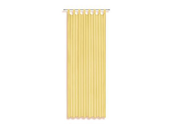 KOMBI KÉSZFÜGGÖNY UTILA - Sárga, konvencionális, Textil (140/245cm) - Ombra